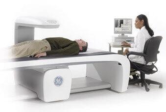 afbeelding van IDXA Total Body scan